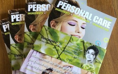 Vita Rosalience latest publication on Personal Care Magazine